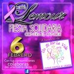 FIESTA SOLIDARIA CONTRA EL CANCER