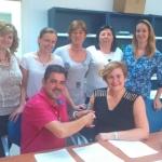 Acuerdo Un Sí Por La Vida y Centro de Salud Alhaurín el Grande