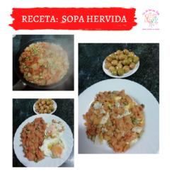 Sopa hervida (opción 2)