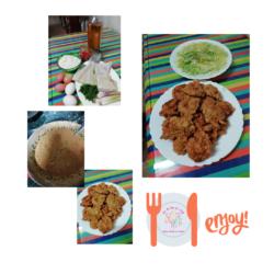 Tortillas de Bacalao (1ª opción)