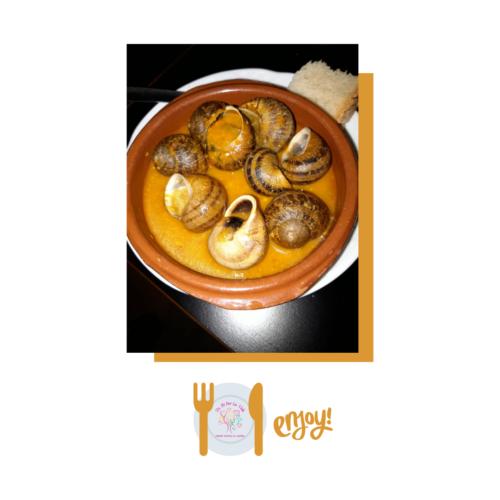 Caracoles (1ª opción)